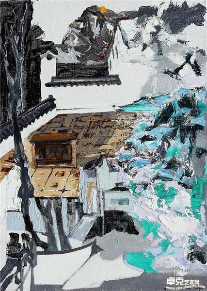 南岳·山中寺